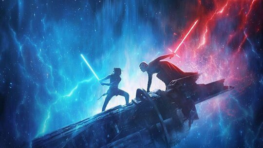 《Star Wars: 天行者的崛起》(Star Wars : The Rise of Skywalker)