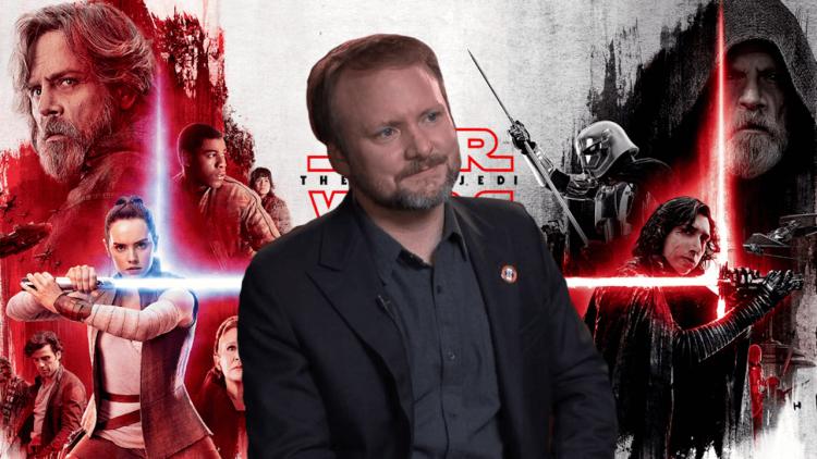 面對《星際大戰:最後的絕地武士》的砲火猛攻!導演雷恩強生回應:「如果有人反對《星戰》系列的多樣性,那就他X的。」首圖