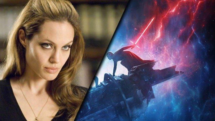 野心放遠到銀河系!《永恆族》安潔莉娜裘莉表示有興趣加入「星際大戰宇宙」首圖