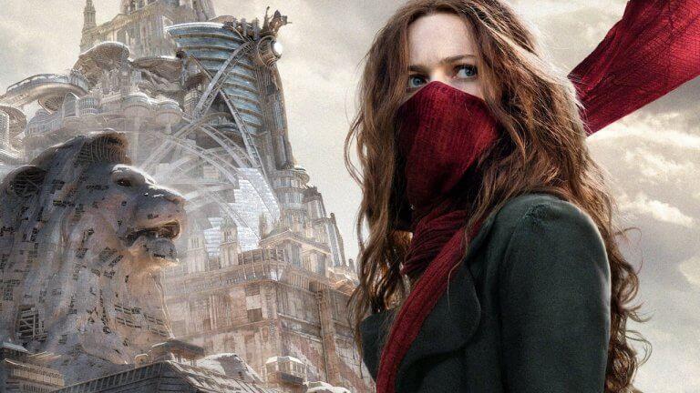 《移動城市:致命引擎》觀影前先了解 5 大要點,地球變廢墟為資源開戰