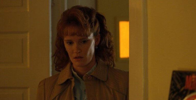《怪奇物語》 蘇珊哈格夫(Susan Hargrove) ,她是第二季首次出現的新角色:麥克絲(Max) 和比利(Billy)的媽媽。