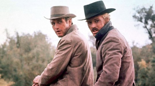 《虎豹小霸王》(Butch Cassidy and the Sundance Kid)