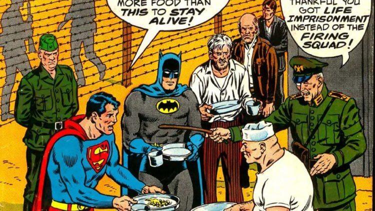 超人跟蝙蝠俠都曾被抓到集中營?來認識 DC 漫畫中監禁超級英雄的共產主義國家「盧巴尼亞」首圖