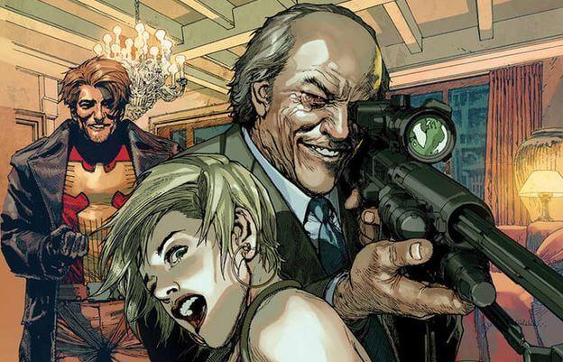 漫畫《Supercrooks》將接續《朱比特傳奇》推出真人影集。