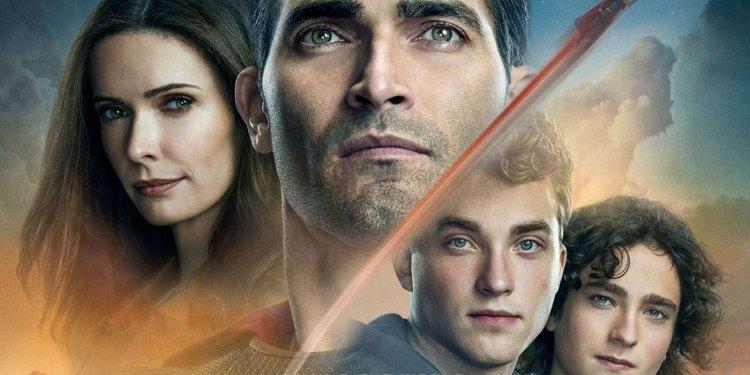 【開箱】DC 影集新作《超人與露易絲》:有沒有見過面臨中年危機的大超?首圖