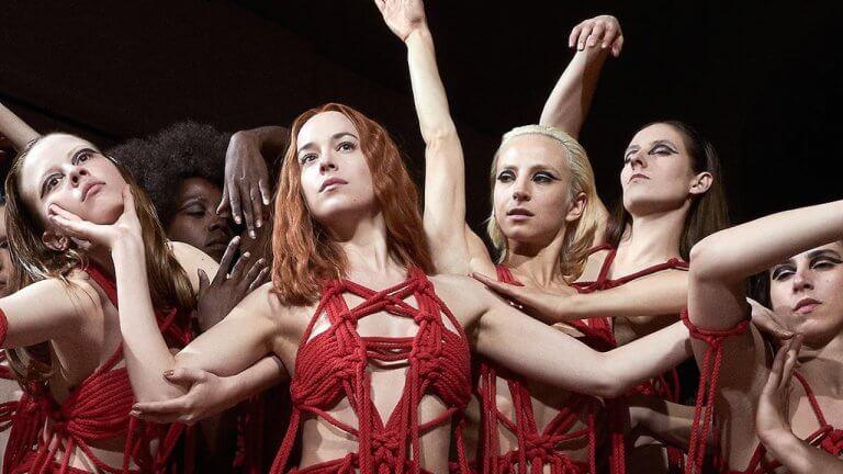 【影評】《窒息》(Suspiria)  最高濃度的暴力美學 心驚肉跳的舞蹈獻祭