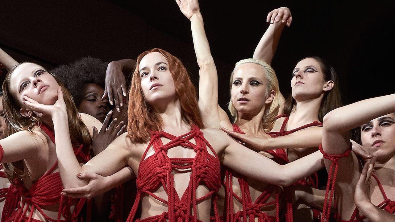 【影評】《窒息》(Suspiria)  最高濃度的暴力美學 心驚肉跳的舞蹈獻祭首圖
