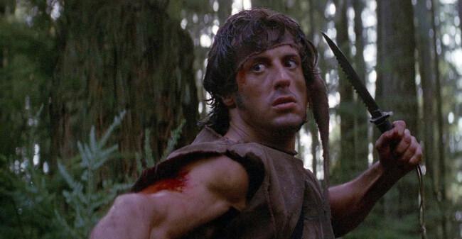編劇證實《第一滴血 5》將會是史特龍的「藍波」畢業作。