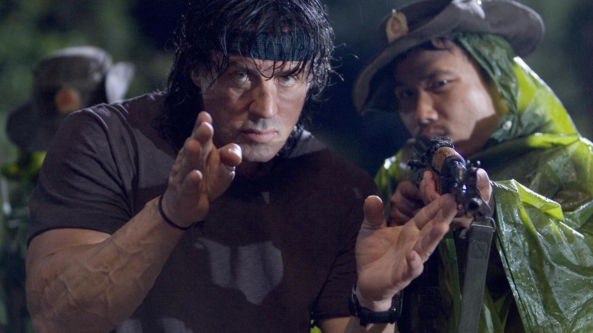 《 第一滴血5 》讓 72 歲高齡的 席威斯史特龍 再度演出經典角色「 藍波 」。