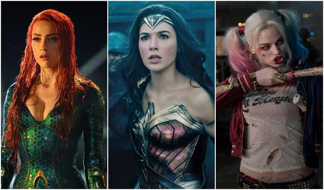 《水行俠》梅拉、《神力女超人》、「小丑女」並列 DCEU 三女神。