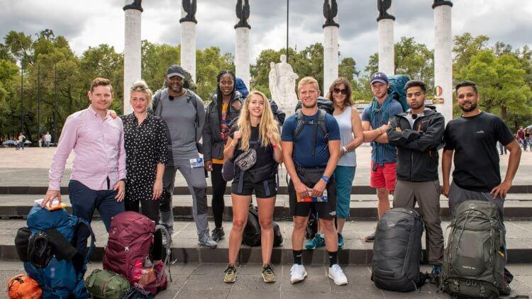 《環遊世界大冒險》第二季劇照。