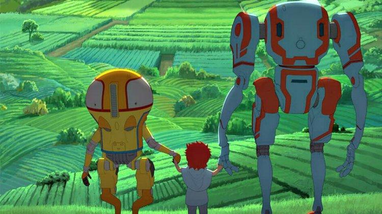 【Netflix】首部台灣團隊主導、攜手《鋼鍊》導演入江泰浩的原創動畫《伊甸》,將於 2020 年上線!首圖