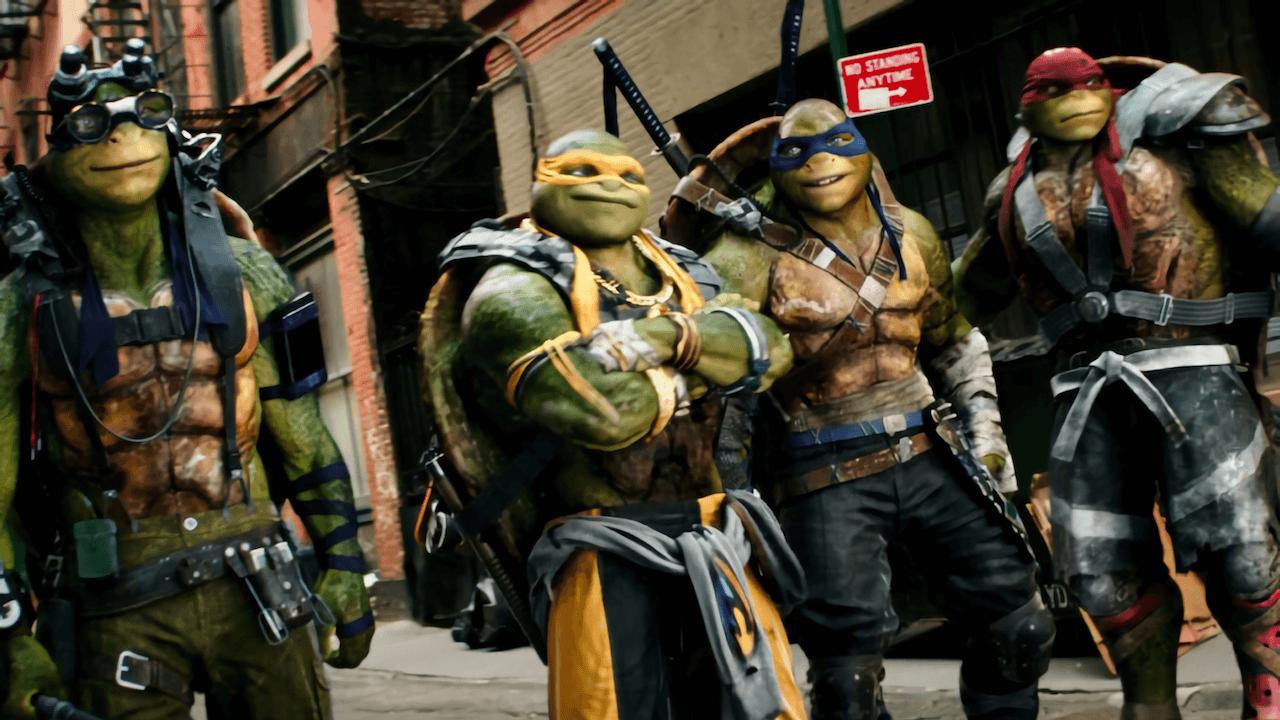 卡哇邦嘎!派拉蒙將於年內展開重啟版《忍者龜》電影的拍攝工作首圖