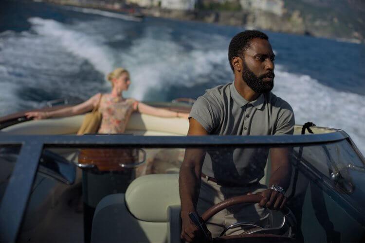 克里斯多福諾蘭導演電影《天能》劇照。