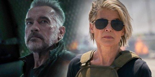 《魔鬼終結者:黑暗宿命》(Terminator: Dark Fate) 將會在 11 月 1 日上映。