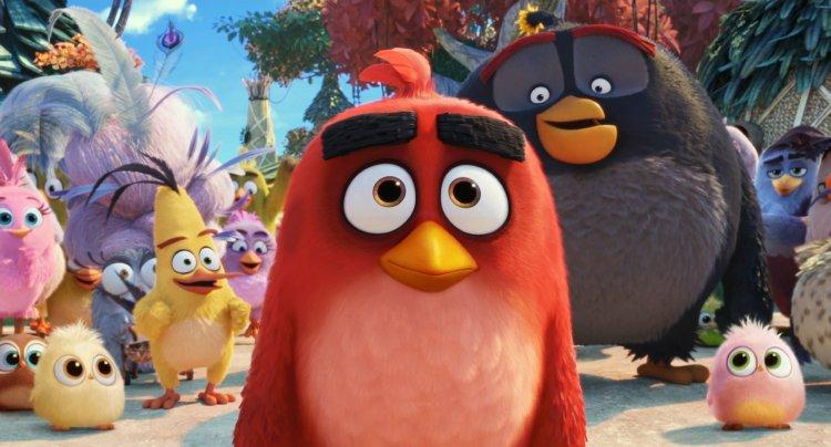 經典手遊「憤怒鳥」已推出兩部《憤怒鳥玩電影》動畫電影。