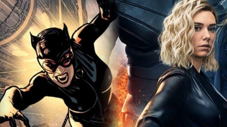 「白寡婦」凡妮莎柯比將成為貓女?有望與羅伯派汀森在新版《蝙蝠俠》演出對手戲首圖