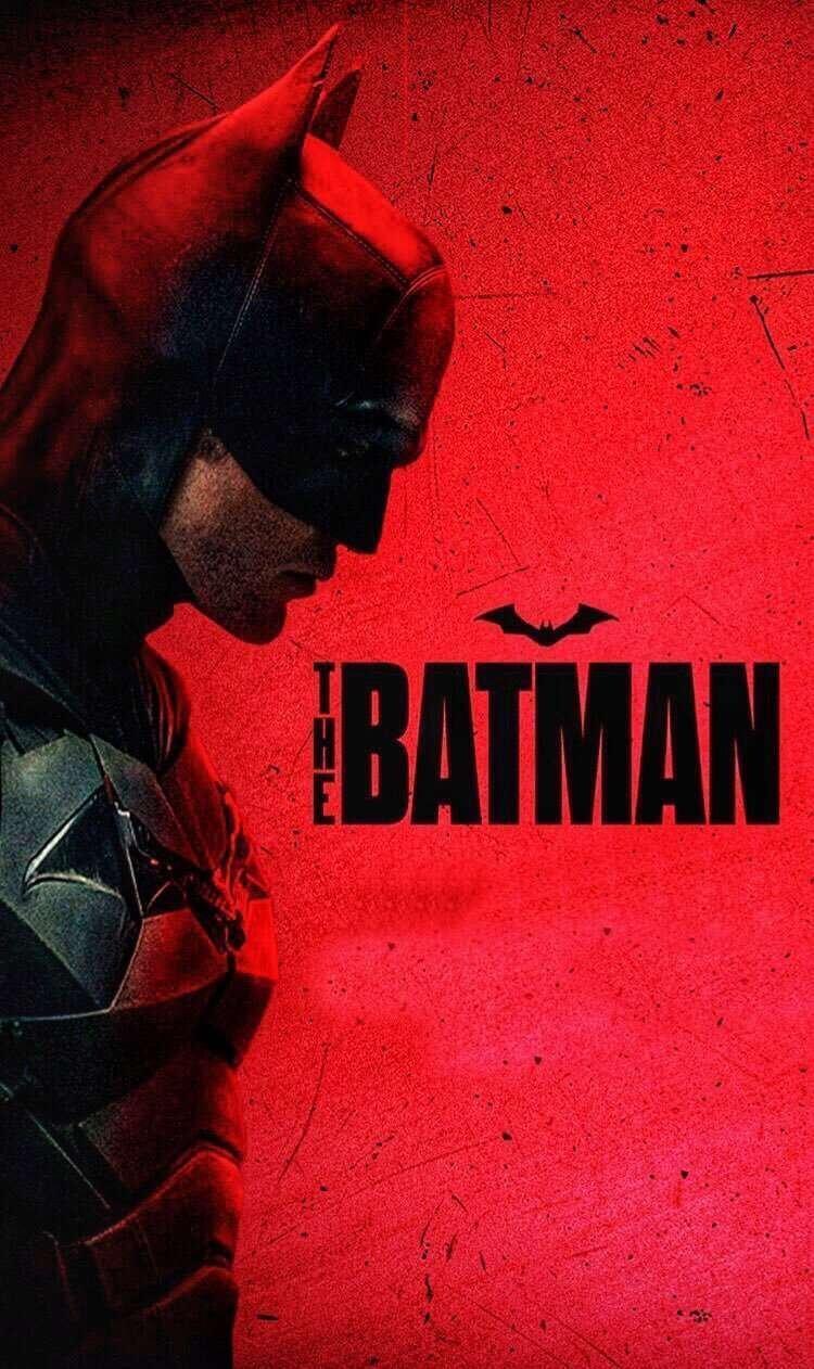 《蝙蝠俠》電影海報。