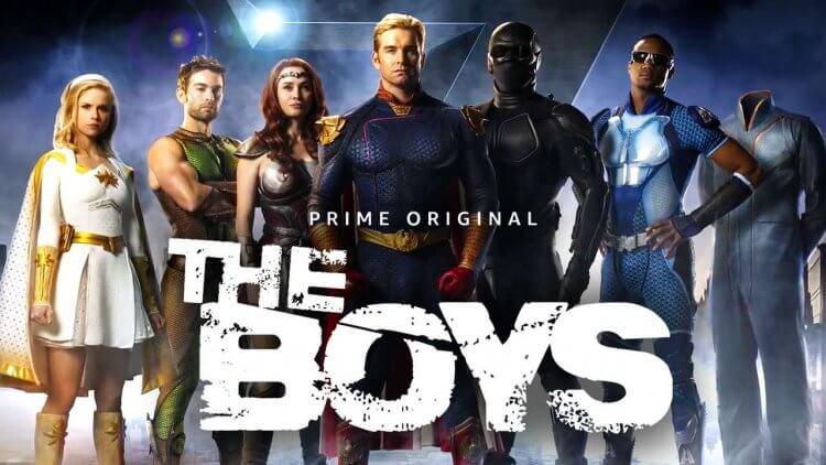 《黑袍糾察隊》(The Boys)  第一季影集劇情與漫畫原著的8個不同之處首圖