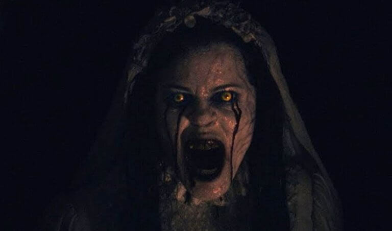 《哭泣的女人》(The Curse of La Llorona) 劇照。
