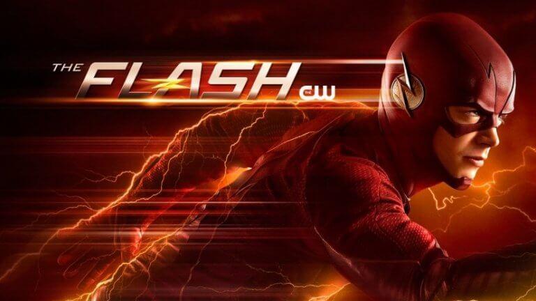 依然在CW頻道熱播的閃電俠影集