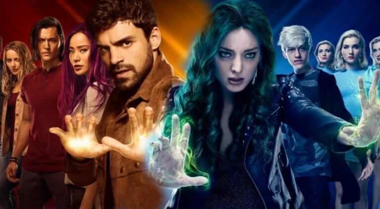 由 X 戰警系列所改編,於 FOX 頻道播出的美劇《變種天賦》。