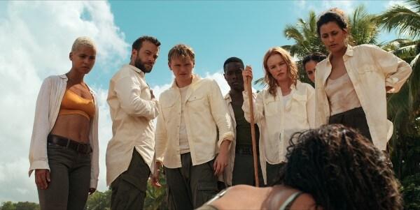 如何絕地求生?Netflix 科幻影集《I 島》(The I-Land) 即將上線,眾人該如何順利存活下來?