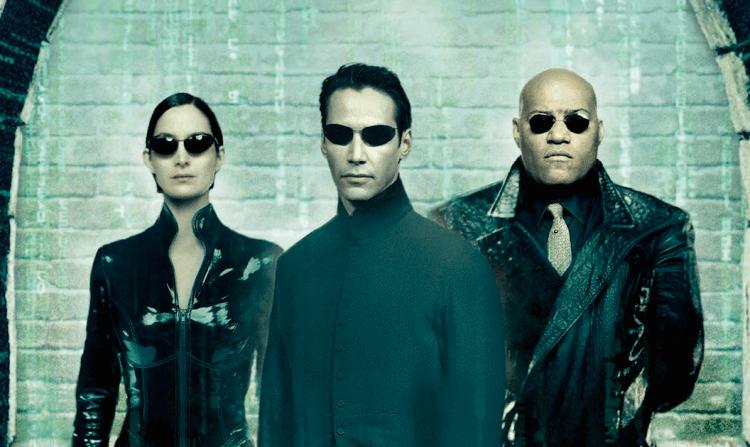 《駭客任務》(The Matrix)系列