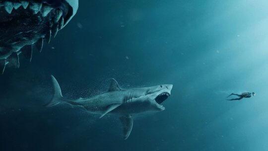 《巨齒鯊》(The Meg)