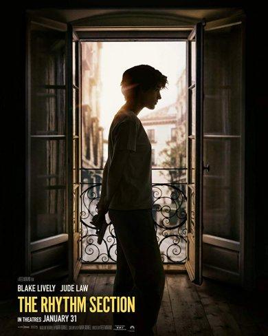 布蕾克萊芙莉 (Blake Lively) 主演《The Rhythm Section》預告公開。