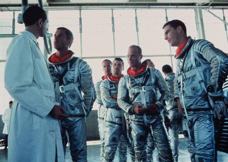 《太空先鋒》電影劇照。
