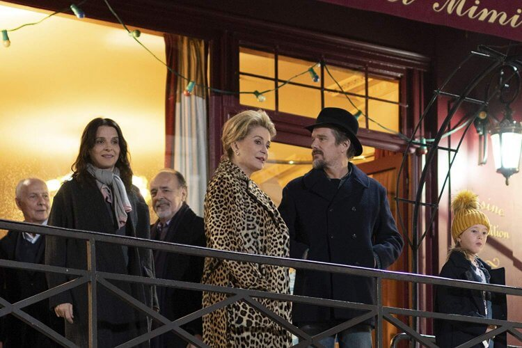 《海街日記》等日片導演是枝裕和新作英法語片《真相》將在 2019 年威尼斯影展作為開幕片亮相。