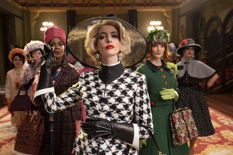 新版《女巫們》(The Witches) 劇照。