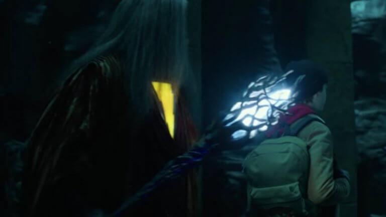 DC 擴展宇宙超級英雄電影《沙贊!》中,男孩比利被認定有資格繼承神力,被召喚到神祕巫師的巢穴之中。