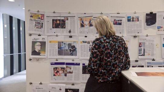 《個資風暴:劍橋分析事件》(The Great Hack) 劇照。
