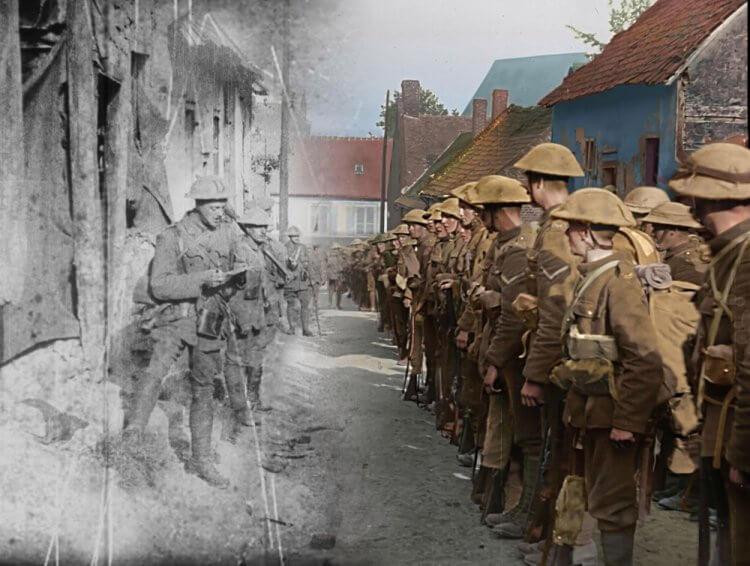 彼得傑克森近年轉往紀錄片的拍攝,上一部描述一戰的紀錄片《他們不再老去》,將百年之前的珍貴影像栩栩如生的重現。