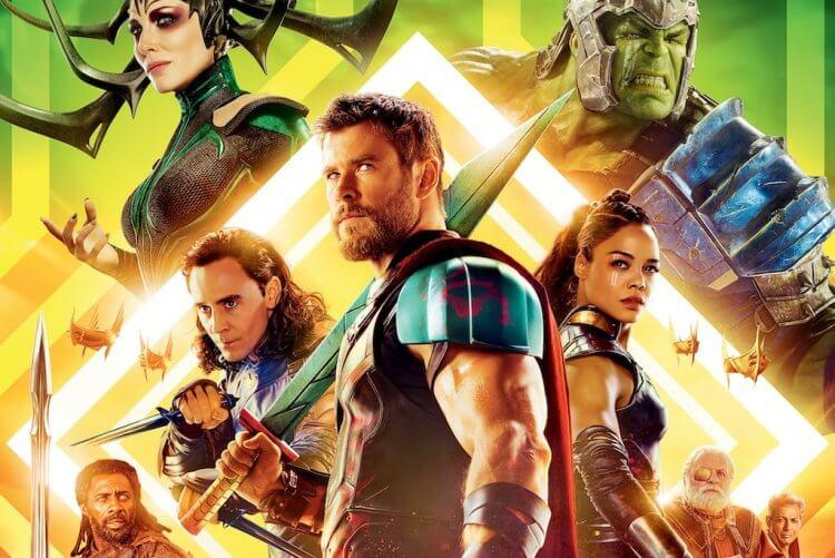 《雷神索爾 3:諸神黃昏》(Thor: Ragnarok) 劇照。