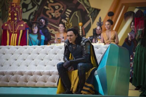 《雷神索爾 3:諸神黃昏》中由湯姆希德斯頓飾演的洛基,如果對這位角色念念不忘,那請務必關注即將上線的《洛基》影集。
