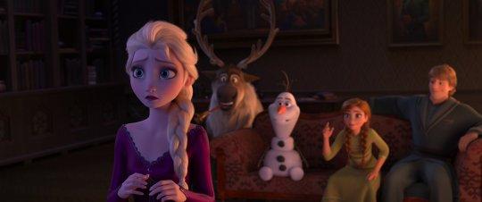 《冰雪奇緣 2》(Frozen 2)