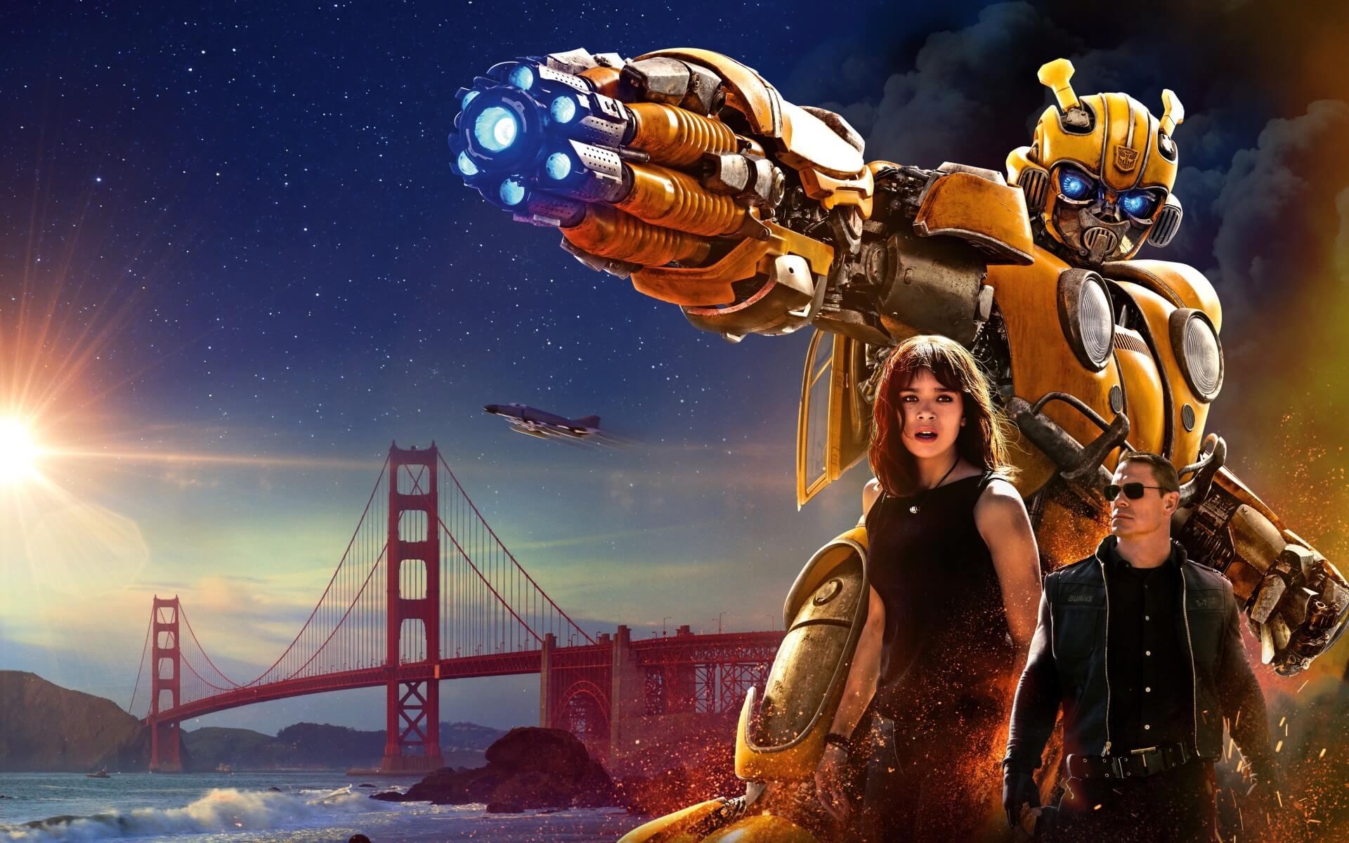 「江西男」約翰希南表示自己在《大黃蜂》演出的角色與原劇本中有所差異。