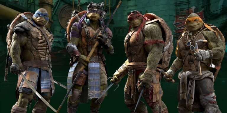 全新《忍者龜》將於今年內開始拍攝。