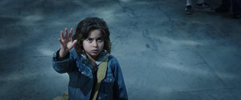 《水行俠》刪減劇情公開── 溫子仁導演談被未被收錄在正片的亞瑟回憶片段 / 年少亞瑟有控制水與生物的能力