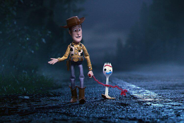 《玩具總動員 4》(Toy Story 4)入圍奧斯卡最佳動畫