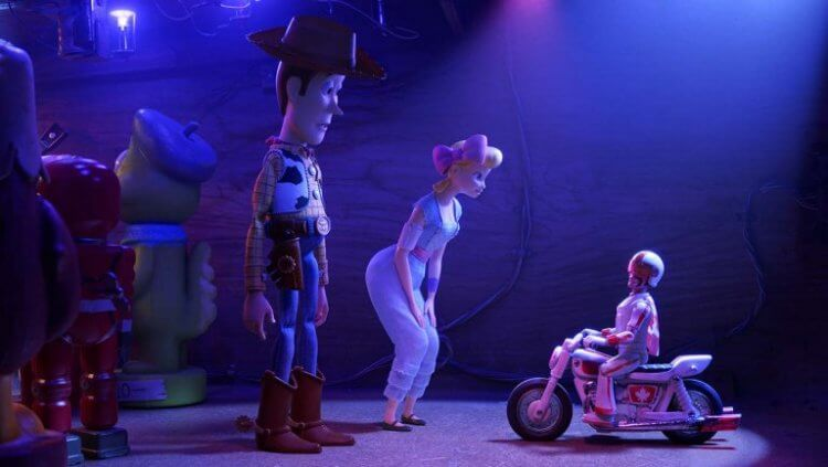 《玩具總動員 4》劇照