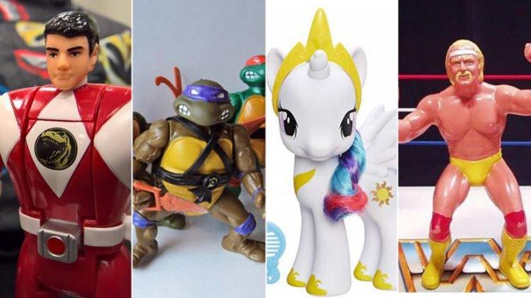 《玩具的故事:你我的童年》第三季將會深入介紹金剛戰士、忍者龜、彩虹小馬,以及摔角手這四組經典玩具。
