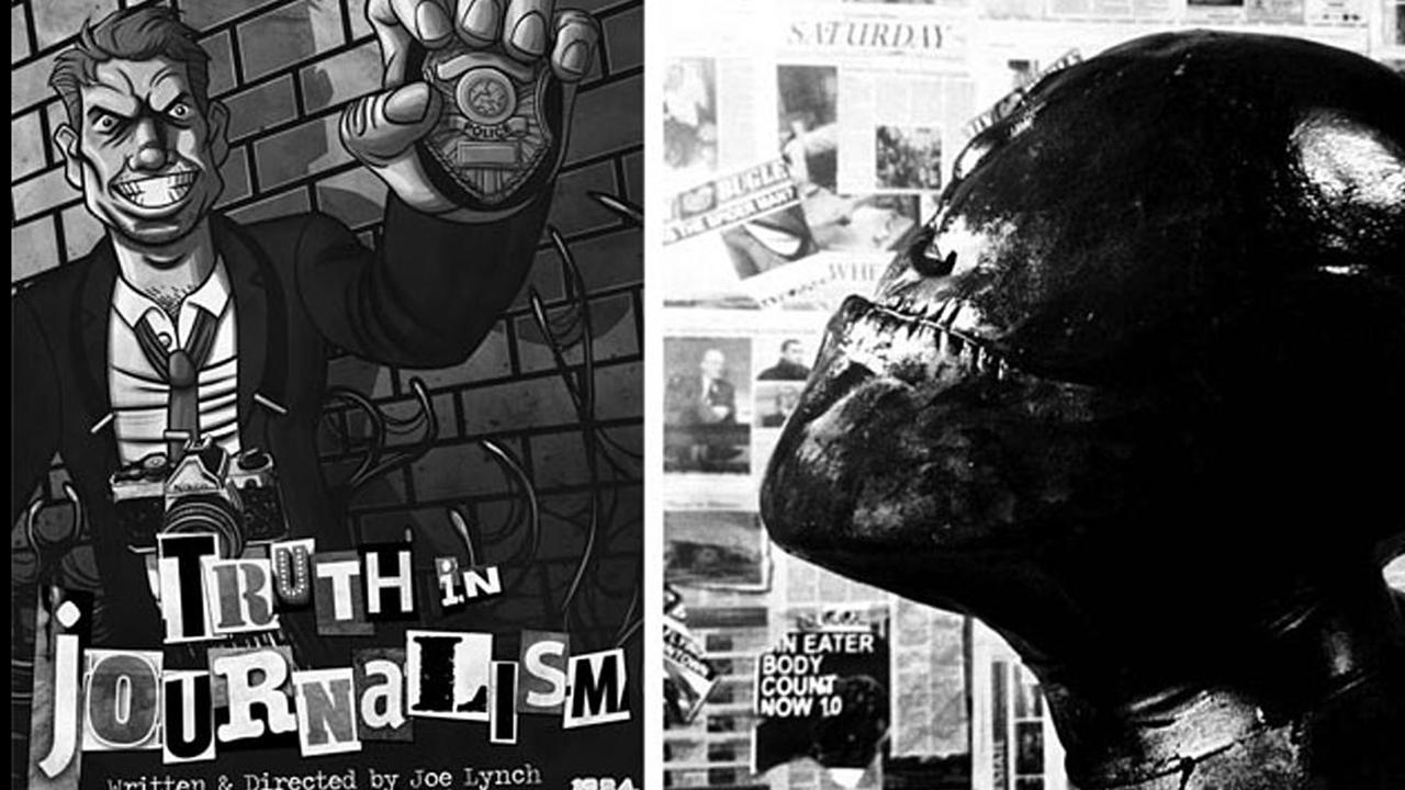 【專題】非法宇宙系列 (二) 下:這可能是你看過最棒的《猛毒》首圖