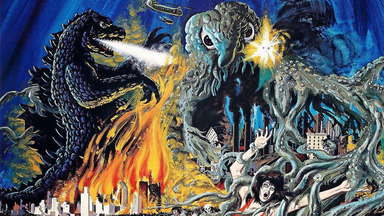 【專題】怪獸系列:《哥吉拉對黑多拉》殘虐黑多拉與飛天哥吉拉? (37)首圖