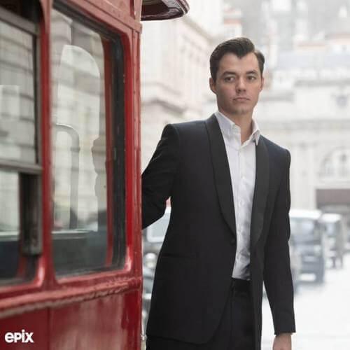 EPIX 電視網即將推出由「阿福」為主角,Jack Bannon 傑克巴農主演的影集《潘尼沃斯》。