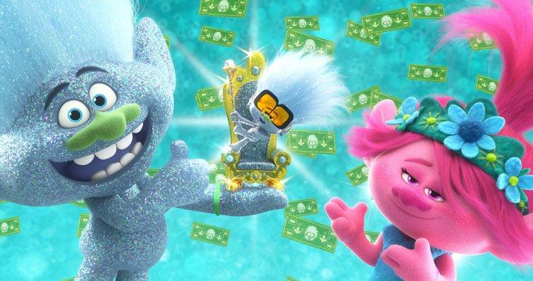 動畫電影《魔髮精靈唱遊世界 》可於 HBO GO 線上看。