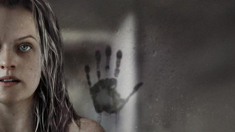 布倫屋於 2020 年推出的新版《隱形人》,由伊莉莎白摩斯主演。
